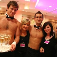 Butlers in the Buff in Belfast