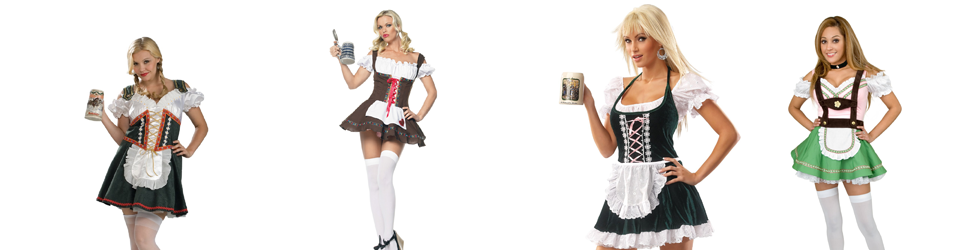 Bavarian Beer Wenches
