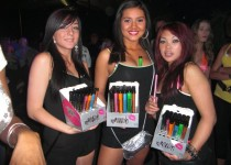 Shot girls and promotional staff in the UK from tequila totties