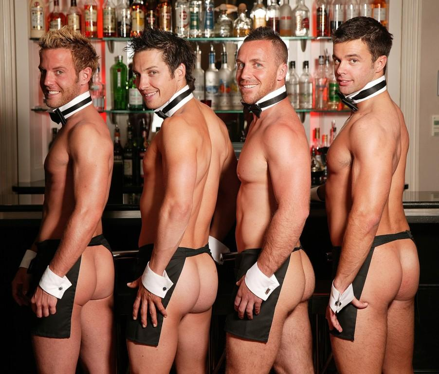 Butlers in the Buff can arrange a party with huge fun and entertainment
