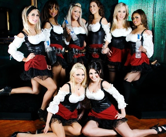 Hire Tequila girls to affix fun and entertainment in your business promotion event
