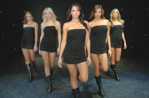 Promotional Girls in Swansea
