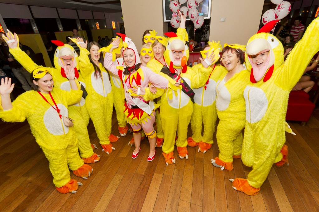 Unusual Hen Party Themes