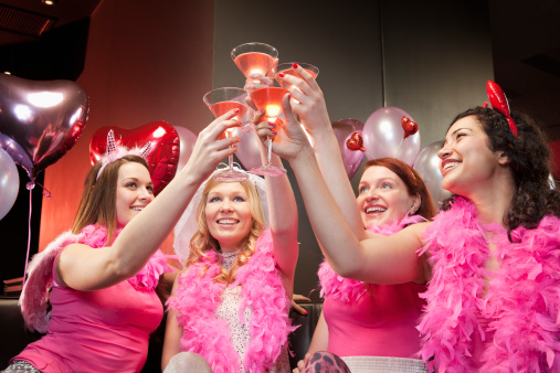 Service providers can apply the best ideas to make the hen party unforgettable