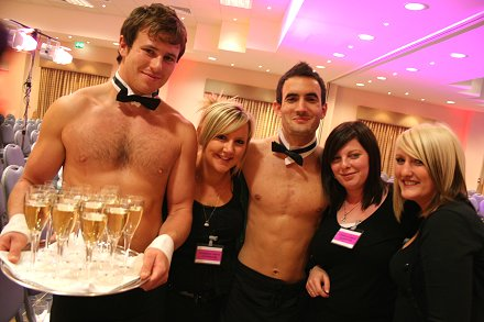 Butlers-for-hen-night