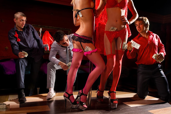 Female Strippers can add something new in your party dramatically